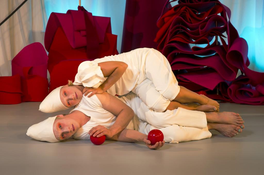 Claire Parsons, Marmelad dansföreställning för barn